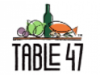 Table 47 Catering & Events
